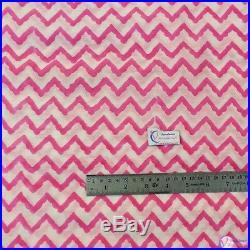 100 Yard Mix Lot Fabric Wholesale Price Hand Block print fabric Crafts MTRFDHBV6