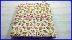 10 Yard Indian Sewing Lot Cotton Voile Animal Hand Block Print Craft Fabric SG