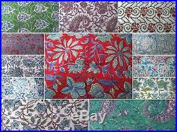 200 Yard 100% Cotton Block Print Handmade Natural Sanganeri Fabric Wholesale Lot