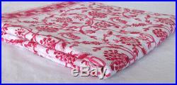 20 Yard Lot Indigo Blue Hand Block Print Indian Fabric Dabu Print Cotton Fabric