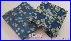 20 Yard Mix Lot indian Hand Block Print Fabric cotton Kaftan, Dress Fabric PU67