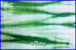 20 Yard Wholesale Lot`s Tie-Dye Cotton Indigo Blue Dyed Block Print Dress Fabric