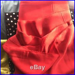 50 Yard LOT Flamenco Skirt Fabric! Microfiber Theater Costumes Going Out Of Biz