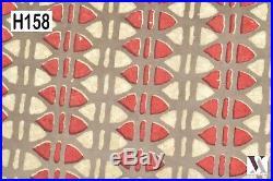 50 Yards Fabric Cotton Natural Hand Block Print Dress India. H158
