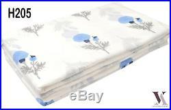 50 Yards Fabric Cotton Natural Hand Block Print Dress India H205