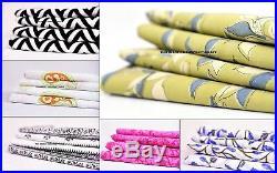 50 Yards Fabric Wholesale lot fabric hand block print Fabric cotton Decor Fabric