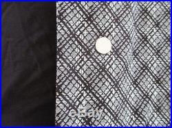 6 yards lot Assorted Fabrics Stretch Sweater Knits Stretchy Black Ponte de Roma