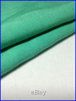 70 YARD ROLL OF 60 Blue Green Tencel Light Gabardine Woven Fabric