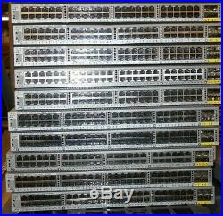Cisco N2K-C2248TP-E-1GE Fabric Extender 48x100/1000BaseT LOT OF 10