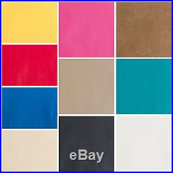 Discount Fabric Choose Your Color Faux Leather Upholstery Pleather Vinyl PL