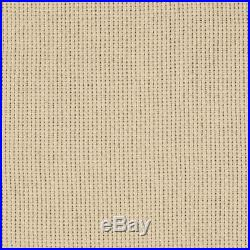 Discount Fabric Drapery Basket Weave 100% All Natural Cotton MC02