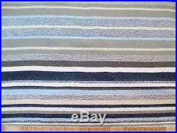 Discount Fabric Richloom Upholstery Drapery Bannister Mineral Stripe LL41