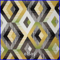Discount Fabric Richloom Upholstery Drapery Kotake Lemoncello Jacquard EE41