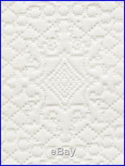 Discount Fabric Robert Allen Fairgrounds Natural Upholstery Matelasse RA07