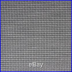 Fabric Richloom Upholstery Drapery Ferrel Charcoal Houndstooth Tapestery FF20