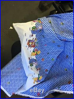 Fabric- Winnie the Pooh Print 100% Cotton 45 Lot Of 64 Yards+
