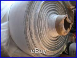 Gaucho 9 Silver Upholstery Vinyl Auto Home Decor 50 yards (46 m), Lot R-04