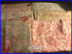 Gorgeous Seaside Rose by 3 Sisters for MODA quilt fabric lot=11+ yards