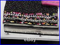 Huge Lot Sweet Things Lakehouse Quilt Fabric Fat Quarters Panel 15+ Yards New