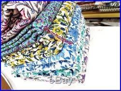 Hand Block Print Fabric Dress Fabric Wholesale Lot Mix Fabric 50 Yard India