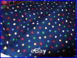 Huge Lot Assorted Materialcottonrayonetc46 Poundsyardsscrapecleanfabric