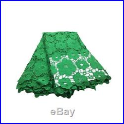 KENLACE 5 Yards/Lot Arrival 100% Cotton Lace nigerian wedding african lace cord