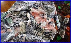 LOT SALE OVER 17 YARDS! Brasilia Genesis Phillips Mills MORE Screen Print Fabric