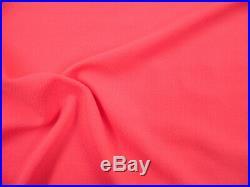 Liverpool Textured Fabric 4 way Stretch Scuba Watermelon Pink L701