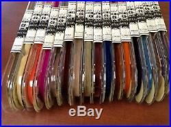Lot 500 Yards New 3/8 Velvet Ribbon Nylon Fabric Made in Switzerland Washable