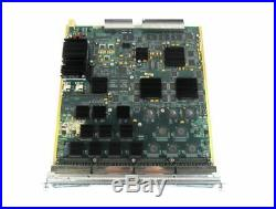 Lot of 5 Cisco WS-X6548-GE-TX 48p Catalyst 6500 Fabric-Enabled 10/100/1000 zq