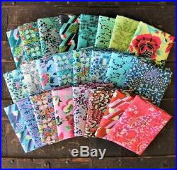 Natural Beauty Amy Butler 1/2 YARD Bundle X 24 Print Quilting Cotton