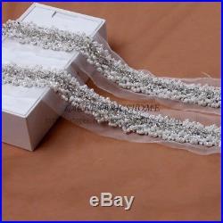 Off white handmade lace trim 1cm-3cm width wholesale