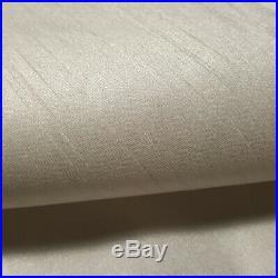 Parchment Faux Silk Dupioni Fabric Irridescent Slub Fabric 58 35 Yard Lot