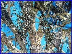 Printed Bullet Liverpool Textured True Timber Blue Green MC2 Camo Fabric U13