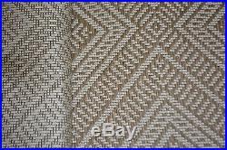 Schumacher Indoor/Outdoor Fabric- Tortola in DriftwoodMSRP $310/yd4.1 yard lot