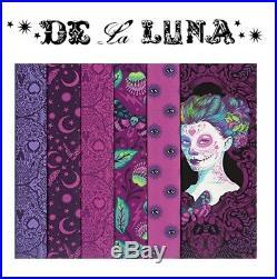 Tula Pink De La Luna 18 x 1/2 yard Bundle full collection