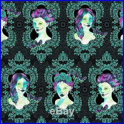 Tula Pink De La Luna 1/2 yard x15 print+ 3 x 2/3 yard (full repeat) of cameos