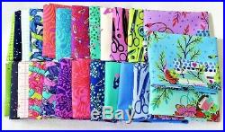 Tula Pink Homemade 25 x 1/2 yard Bundle Full Collection, Cotton Fabric