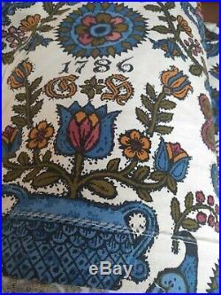 Vintage House & Home Fabrics Draperies retro yards lots