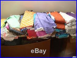 Wholesale Lot Bundle Variety Prints Cotton 10 Yards