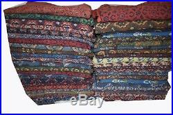 Wholesale Lots Hand Block Print Fabric, lot 25 yards Fabric