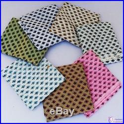 Wholesale Price Indian 100 Yard Mix Lot Fabric Hand Block print fabric Multiuse