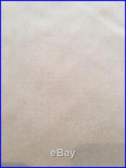 Wonderful 5 Yards Donghia Sand Velvet Fabric Lot 110