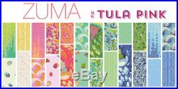 ZUMA by Tula pink 1/2 yard Bundle x 24 prints full collection